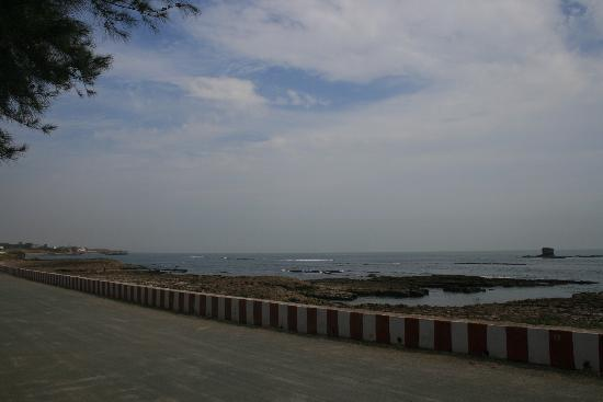Daman and Diu, Indien: Diu, Jallander Beach
