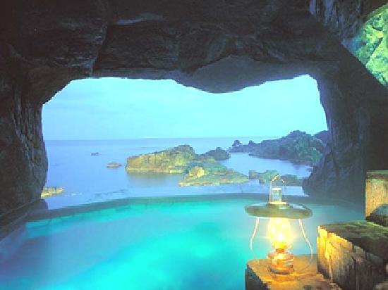 Lamp No Yado: 超絶景の湯Webサイト