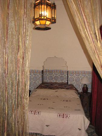 Riad el Filali: 1001 nights room