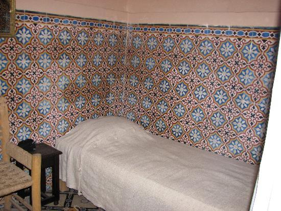 Riad el Filali: room oasis