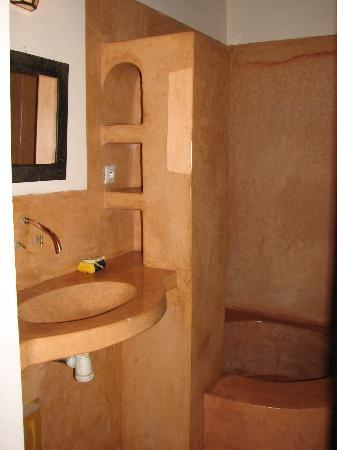 Riad El Filali : bathroom