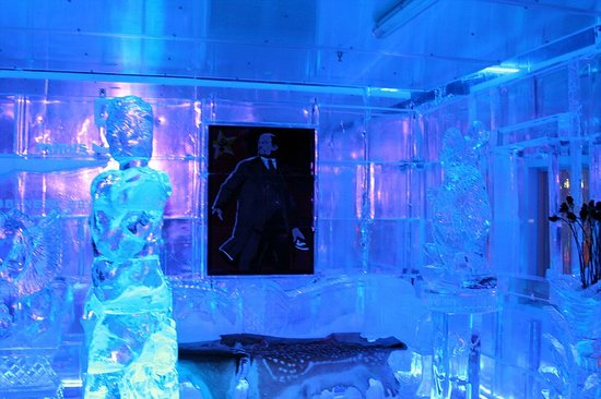Freddy's Ice House: minus5