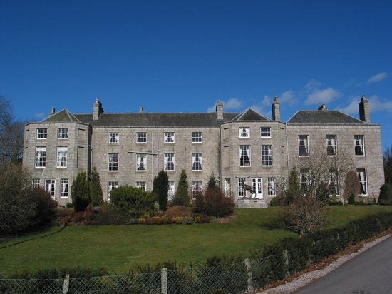 Castle Hotel Huntly