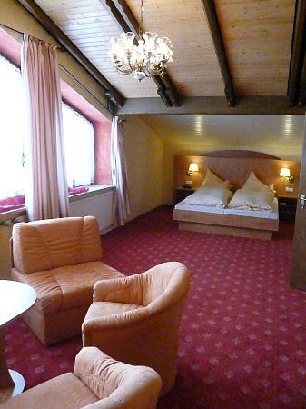 Wellness & Ferienhotel Waldesruh: Unser Zimmer