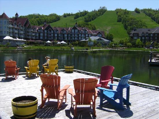 Blue Mountain Hotels  The Westin Trillium House Blue