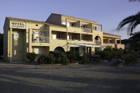 Les Galets: L'hôtel