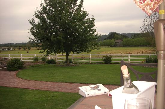Hopewell Bed & Breakfast : From the Deck