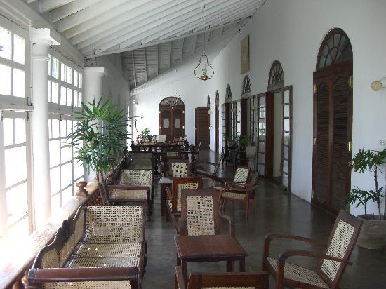 The Elegant Public Verandah Picture Of Closenberg Hotel