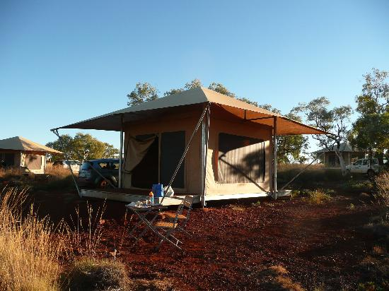 Karijini Eco Retreat: Tent