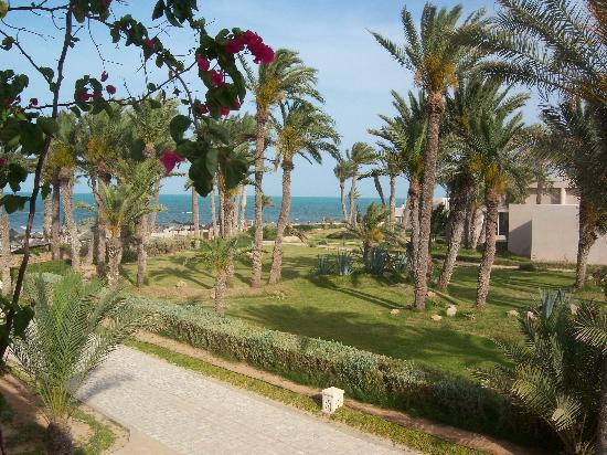 Zita Beach Resort: Ausblick
