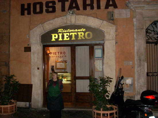 Pietro Valentini Ristorante : Pietro's