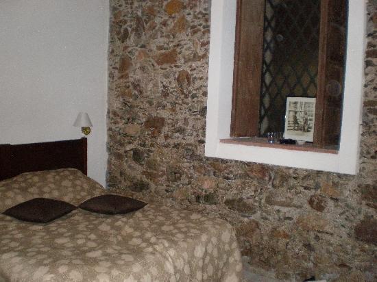 Casale Praia: our room