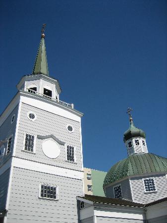 ซิตกา, อลาสกา: St. Michael's Russian Orthodox Church, Sitka, Alaska