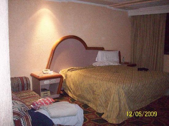 Hotel Samil Plaza: Habitaciòn