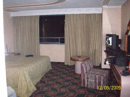 Hotel Samil Plaza: Camas