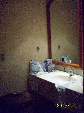 Hotel Samil Plaza: Baño