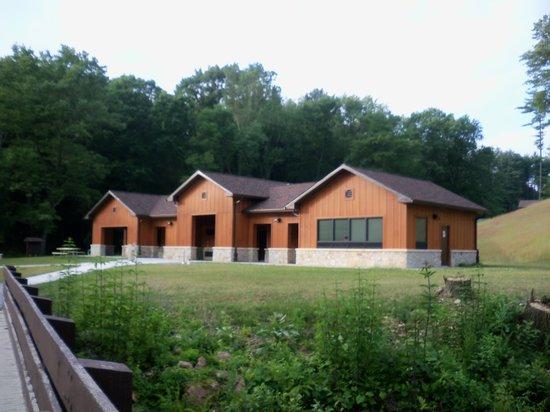 Pine Grove Furnace State Park Pennsylvania United States