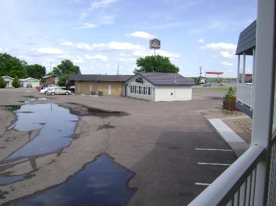 Rodeway Inn Golden Prairie : restaurant