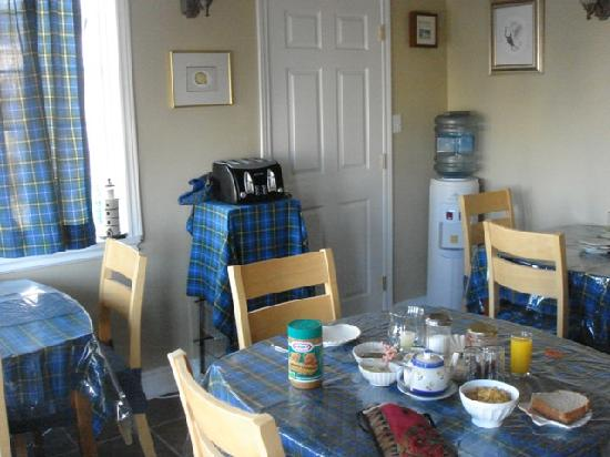 The Inn at Fisherman's Cove: Breakfast Room