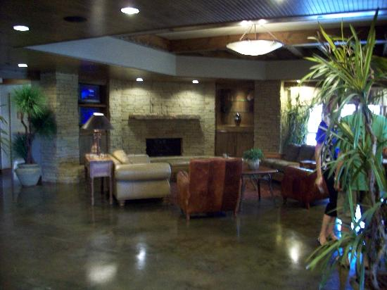 Hampton Inn Austin-Round Rock : lobby area