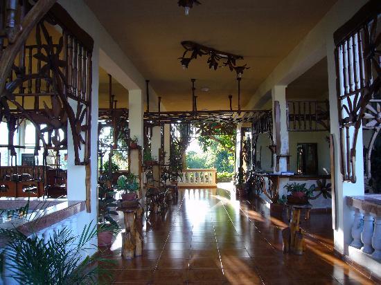 Villa Islazur Mirador de Mayabe : Vista della reception