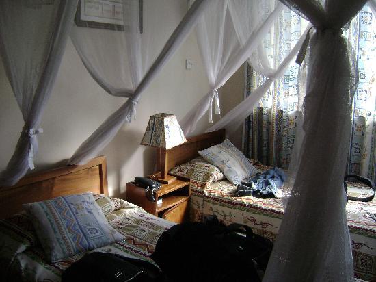 Kenya Comfort Hotel: Twin superior room