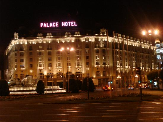 Westin Palace Hotel Picture Of The Westin Palace Madrid