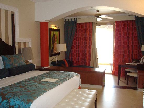 Iberostar Grand Hotel Rose Hall : Our Room!