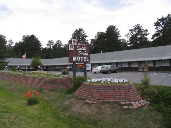 Saddle & Surrey Motel: nice, clean,quiet, & cozy
