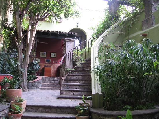 Casa Quetzal Hotel: lobby
