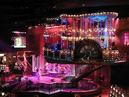 Harrahs New Orleans Hotel and Casino