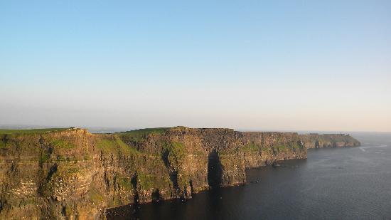 Trildoon House Bed & Breakfast: Cliffs of Moher