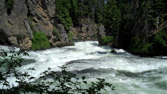 Bend, OR: Deschutes River