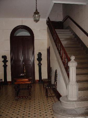 Casa Vitoriana: lobby
