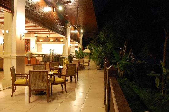 Century Langkawi Beach Resort: Somewhere near the reception