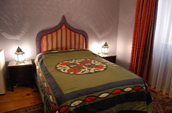 Talisman Hotel de Charme: Talisman Dbl room