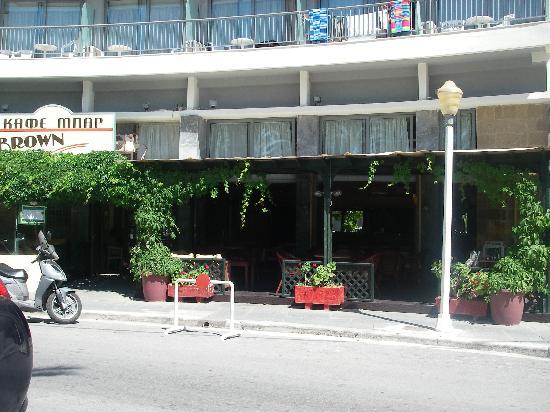 ALS Hotel: Hotel bar