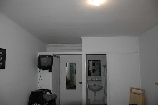 Hotel Faidherbe: Room entrance