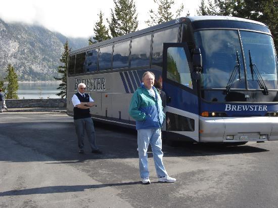 Trip Advisor Canadian Rockies Bus Tour