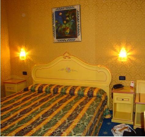 Residenza Ca' San Marco: Chambre n°2