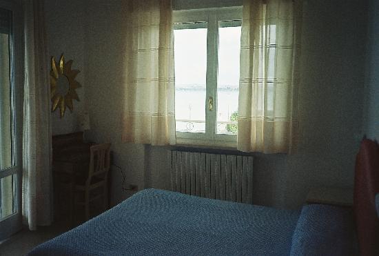 Hotel Al Pescatore: camera