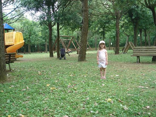 Camping Village Portofelice : Adventure playground