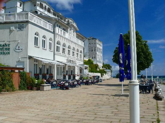 Seaside Appartements Ruegen: Die Strandpromenade