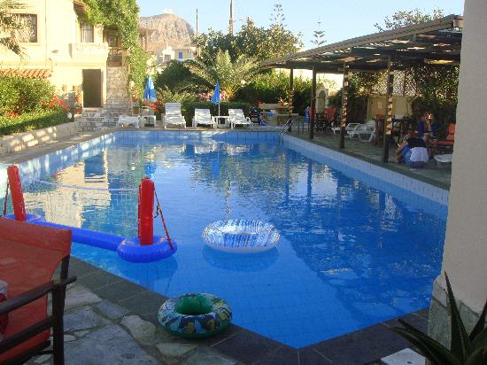 Andreas Apartments: The Swimming Pool