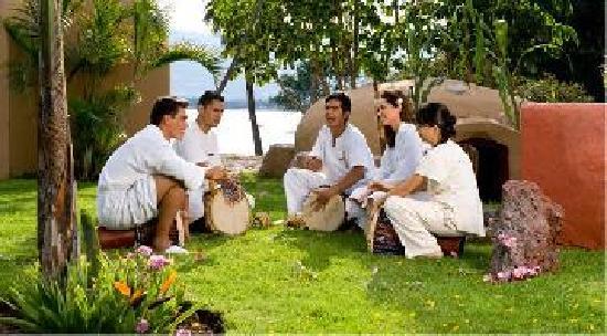 Ajijic, Meksyk: El Chante Spa - Temazcal