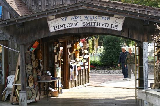 Restaurants In Historic Smithville Nj