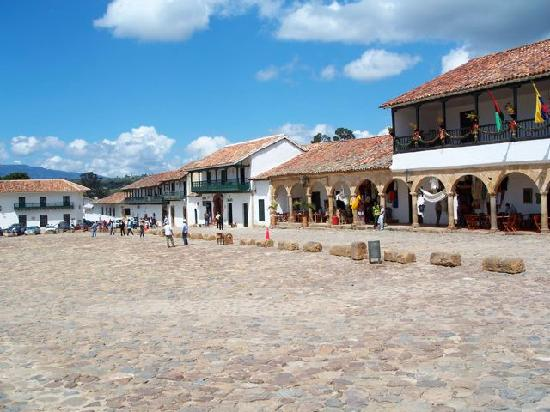 Hospederia Duruelo: Main Plaza