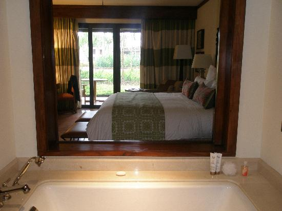 JW Marriott Guanacaste Resort & Spa: View from bathroom