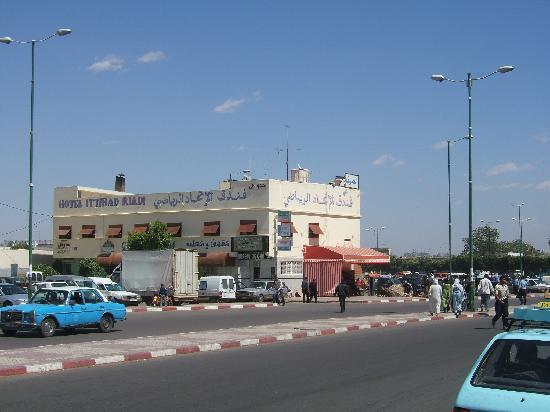 Hotel Ittihad Riadi, Inezgane