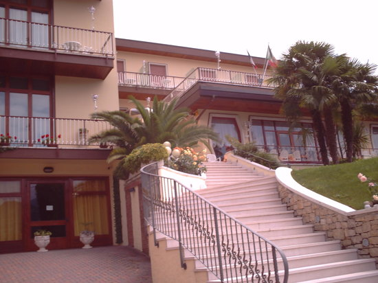 Photo of Hotel Cristallo Malcesine